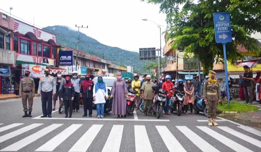 Selama Detik Detik Proklamasi, Lalu Lintas di Padang Panjang Berhenti Sejenak