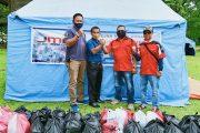 HUT ke-12 JMG Santuni Anak Yatim Piatu di Padang Panjang