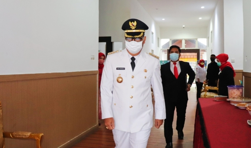 Dirawat di Yos Sudarso Padang, Kondisi Kesehatan Bupati Mentawai Mulai Membaik