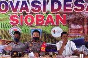 Ada Penerima Ganda, Kapolsek Sipora Hadiri Klarifikasi Penerima BST di Desa Sioban