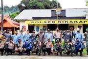 Kekompakan Forkopimcam Sikakap Jalankan Kegiatan di Pulau Terluar