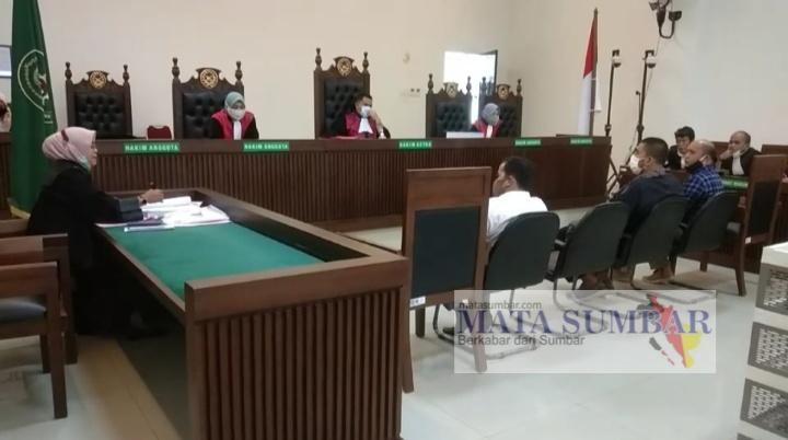 Dalam Persidangan, PSK NN Bantah Pernyataan Saksi Edwar