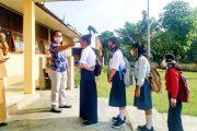 Hari Ini, 31 SMP di Mentawai Laksanakan PBM Tatap Muka