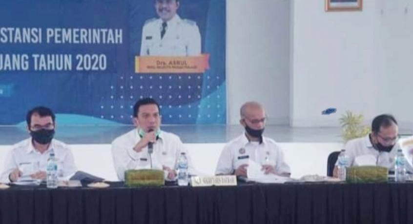 Walikota Fadly Amran Akan Terbitkan SE Berbelanja Ke Pasar Bagi ASN