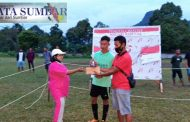 Turnamen Futsal Pemuda Creativ Barulak, Club Fak Boy Keluar Menjadi Juara