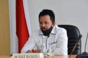 Bahas Disiplin dan Penegakan Hukum Prokes, Wawako Ikuti Rakorsus Tingkat Menteri
