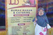Manfaatkan Waktu Libur, Sindy Ajak Keluarga Makan di DD Catering