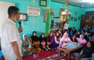Bahas UMKM, Balon Wapub Pessel Rudi Hariansyah Silahturahmi Dengan Emak-Emak