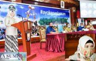 Anggaran Disparbud Kota Pariaman di Dukung Penuh DPRD
