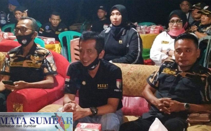 SK Mandat DPK Pekat IB di Serahkan, Irmansyah : Jadikan Ormas Tempat Membantu Masyarakat