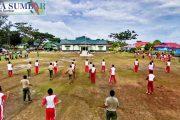 Gelar Olahraga Bersama, Begini Sinergitas TNI-POLRI Dengan Pemerintah Daerah