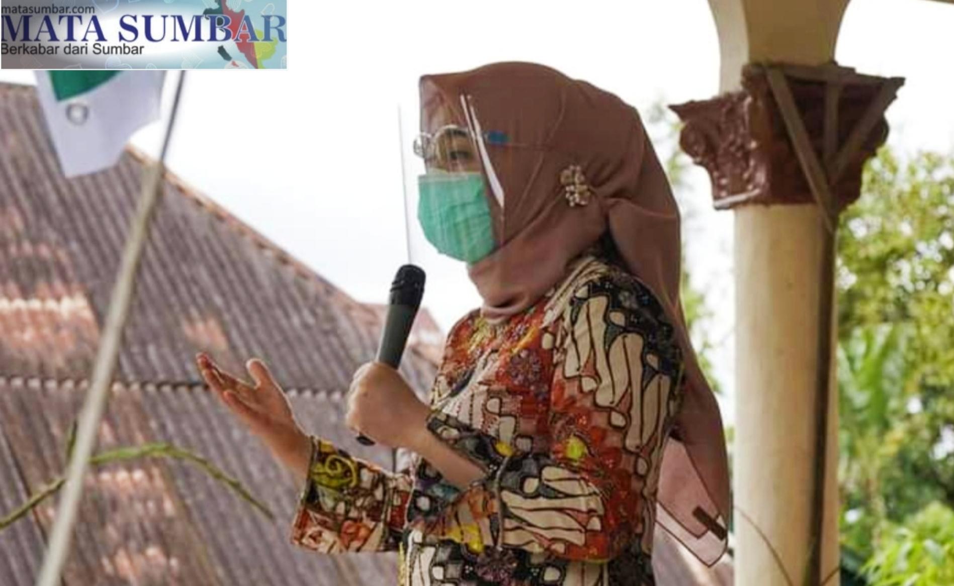 Kampanyekan Gerakan World Clean Up Day, Ny Dian Puspita : Mari Bersatu Untuk Indonesia Bersih