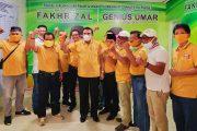 Pilgub Sumbar 2020, Partai Hanura Resmi Dukung FAGE