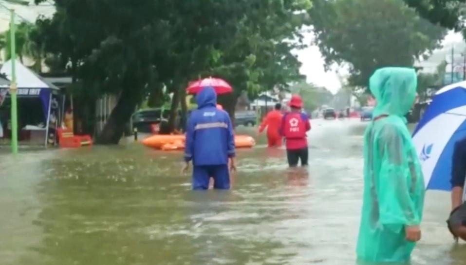 Sejumlah Wilayah di Kota Padang Terendam Banjir, Berikut Titik Lokasinya
