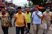 Tatap Muka Dengan Masyarakat, Cagub Fakhrizal Berkunjung Ke Pasbar