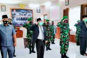 Upacara Peringatan HUT Ke-75 TNI, TNI Selalu Jaya di Hati Rakyat