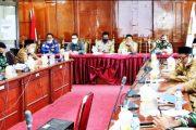 Menindaklanjuti Perda AKB, Pemko Pariaman Gelar Rapat Koordinasi