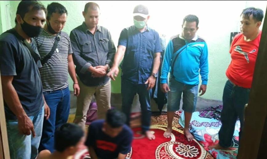 Polres Pasbar Bekuk Tiga Pelaku Pengguna Sabu di Dua Lokasi Berbeda