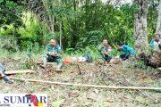 Berkat TMMD ke-109 Kodim 0319/Pessel Buka Jalan Baru, Asa Masyarakat Dilan Terwujud
