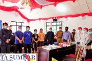 Badai Covid Pasti Berlalu, Anggota DPRD Mentawai Jalani Pemeriksaan Swab Test
