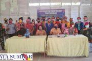 Sosialisasi Penanganan Kekerasan Seksual Serta KDRT, Polsek Sikakap Gandeng GOW dan DSP3A Mentawai
