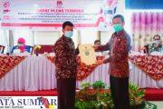 KPU Padang Panjang Gelar Rapat Pleno DPSHP dan DPT