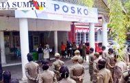 Penegakan Perda AKB, 60 Warga Terjaring Razia di Kota Padang Panjang