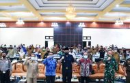 GT GNRM di Bentuk, Wako Fadly Ajak Tanamkan 5 Pilar Pancasila Dalam Diri Kita