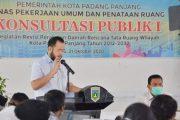 Pemko Padang Panjang Bakal Revisi Perda RTRW 2012-2032