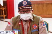 Sestama BNBP Tinjau Perkembangan Covid-19 di Mentawai