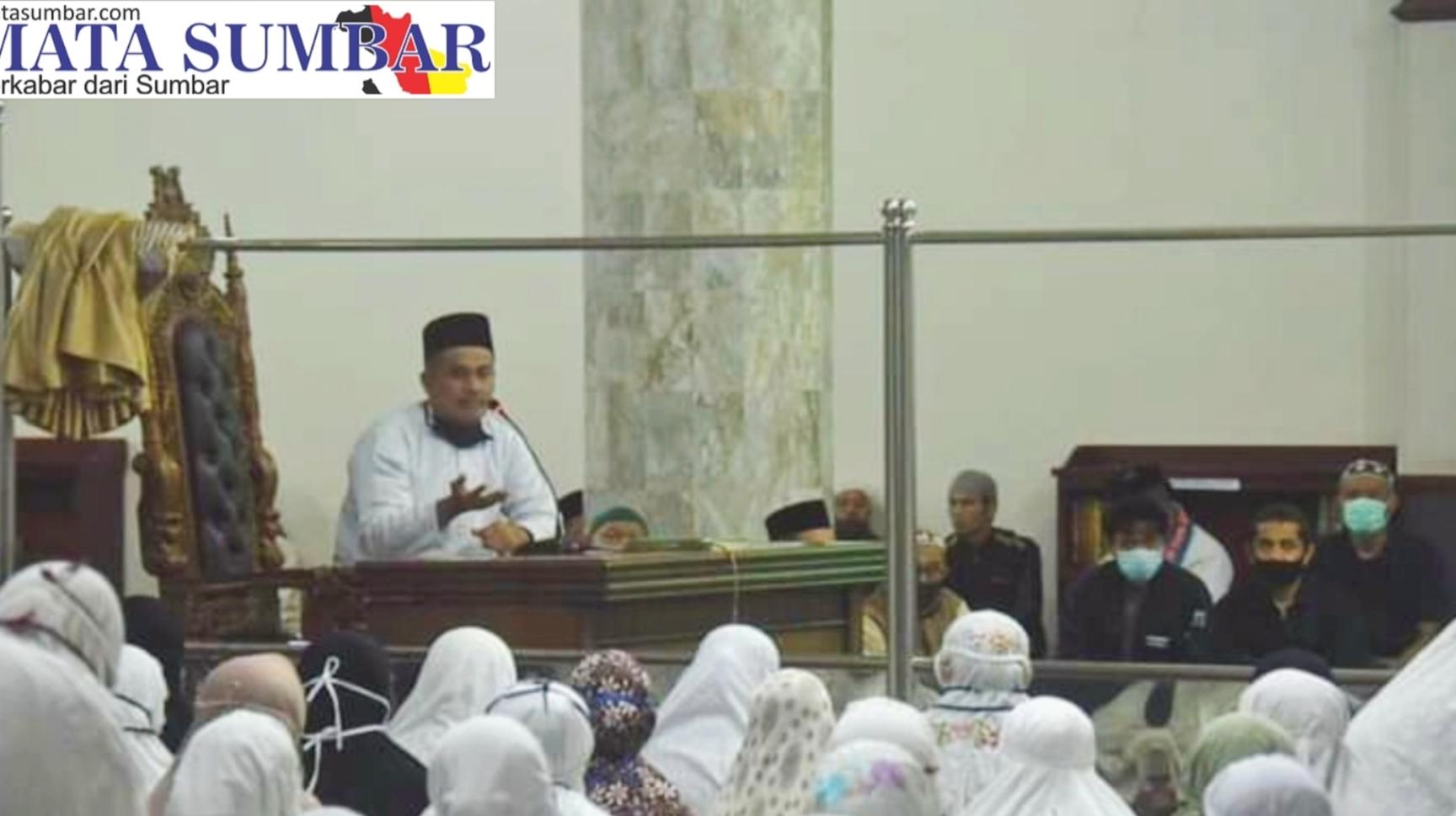 Kegiatan Subuh Mubaraqah Kembali di Gelar, Masjid Jihad Semakin Berkah