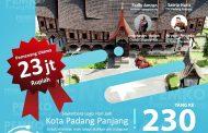 Sanyembara Lomba Desain Logo HUT Ke-230 Kota Padang Panjang, Ini Syarat dan Ketentuannya