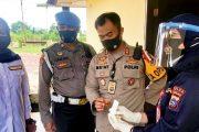 Pastikan Bersih Dari Narkoba, Personel Polres Mentawai Mengikuti Cek Urine