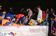 Satu Unit Rumah Semi Permanen Hagus Terbakar di Pasbar, 4 Korban Jiwa