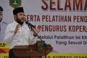 Melalui Pelatihan, Mari Kita Wujudkan Koperasi Berprestasi Sesuai Prinsip Syariah