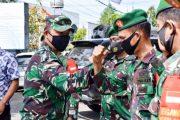 Kunjungan Kerja, Dandim 0307/Tanah Datar Sambangi Koramil 01 Padang Panjang