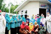 Berkunjung Ke Posyandu Anyelir Busur, Dian Puspita Ajak Seluruh Kader Ikut Cegah Stunting
