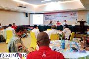 Review Renkon Gempa dan Tsunami, Ketua PMI Sumbar Sebut Penanggulangan Bencana Harus Terencana Matang