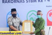Kota Berjulukan Serambi Mekah di Anugerahi STBM Award 2020 Dari Kemenkes