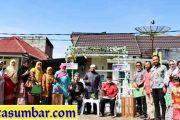 Hari Jadi Kota Padang Panjang ke-230, Kecamatan Padang Panjang Barat Gelar Berbagai Perlombaan