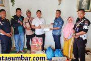 Terketuk Jiwa Korsa, KBS-RI Bantu Keluarga Satpam Teluk Bayur