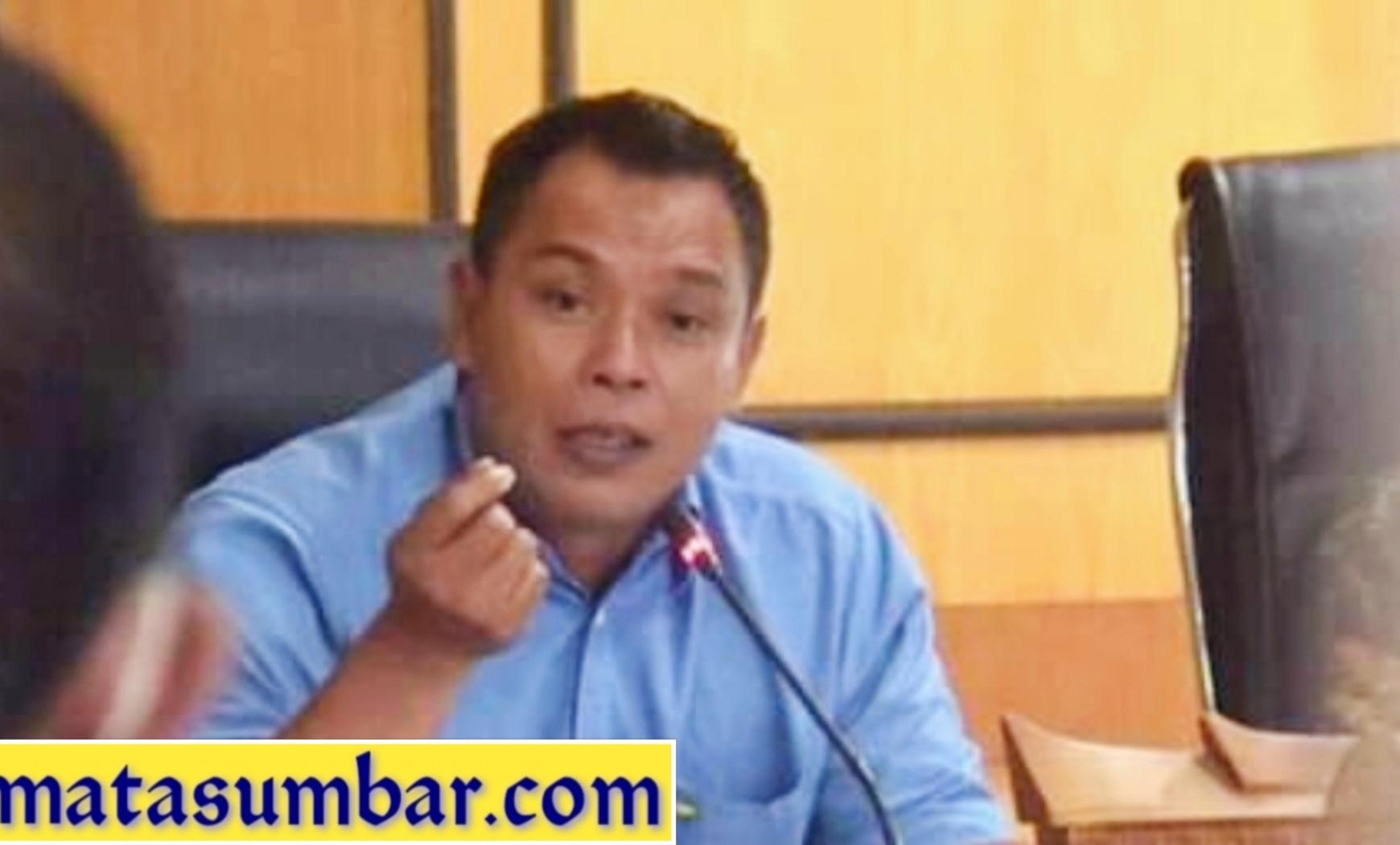 Ketua DPRD : APBD Padang Panjang Akan di Sahkan 28 November 2020