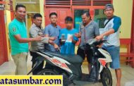 Pelaku Jambret Berhasil di Bekuk Polsek Sutera di Padang