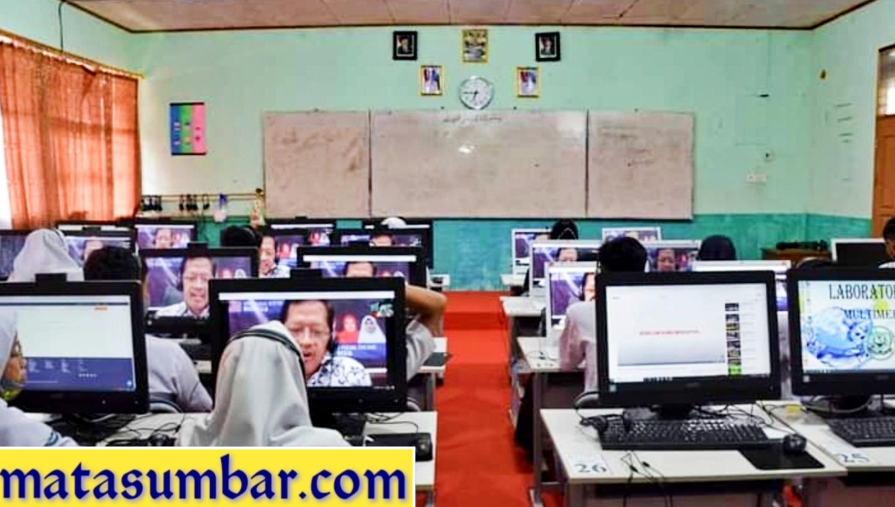 Wakili Indonesia, SMAN 3 Padang Panjang Ikuti Konferensi Tiga Negara Secara Virtual