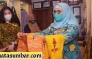 Kreasi Batik Canting Buana Sebut Waka KPK Memiliki Keunikan dan Banyak motif.