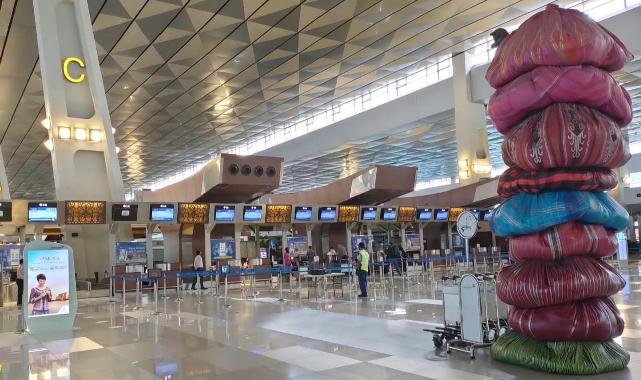 PT Angkasa Pura II Siaga Angkutan Nataru, Puncak Arus Mudik di Bandara Bulan Desember