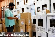 Pendistribusian Kotak Suara, KPU Mentawai Prioritaskan Daerah Ekstrim