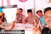 Rusma-Rudi Menang di Pilbup Pessel, Ketua Relawan : Kita Tetap Menunggu Hasil Resmi Dari KPU