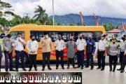 Berkat Prestasi WTN, Padang Panjang Mengalir Bantuan Dari Kemenhub