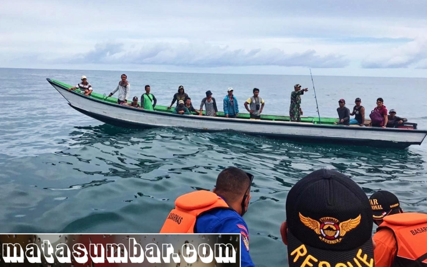 Operasi SAR Terhadap Nelayan Hilang di Perairan Pantai Sigakpona Masih Nihil